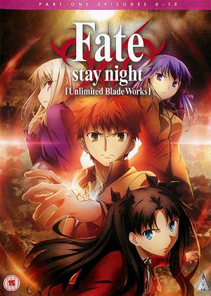 Rent Fate/Stay Night: Unlimited Blade Works: Series 1 Online DVD Rental