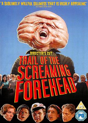 Rent Trail of the Screaming Forehead Online DVD Rental