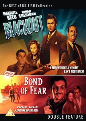 Rent Blackout / Bond of Fear Online DVD Rental