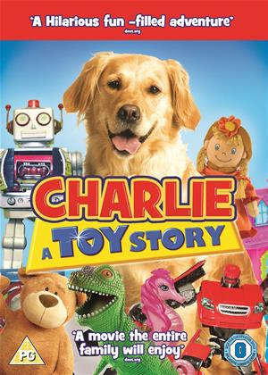 Rent Charlie: A Toy Story Online DVD Rental