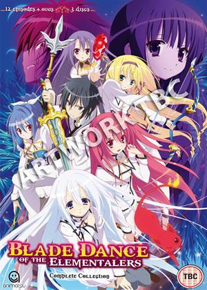 Rent Blade Dance of the Elementalers: Series 1 Online DVD Rental