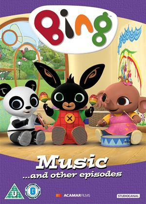 Rent Bing: Music... and Other Episodes Online DVD Rental