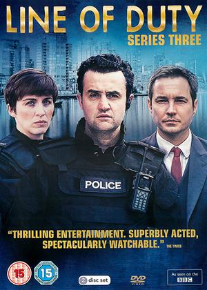 Rent Line of Duty: Series 3 Online DVD Rental