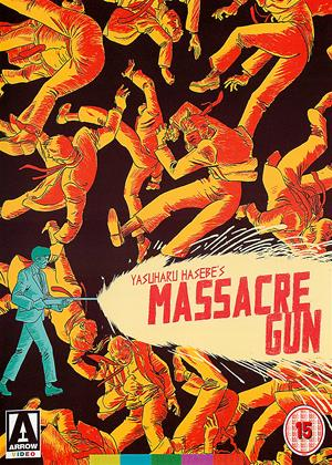 Rent Massacre Gun (aka Minagoroshi no kenjû) Online DVD Rental