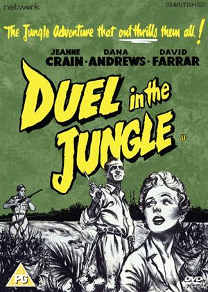 Rent Duel in the Jungle Online DVD Rental