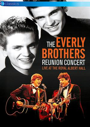 Rent The Everly Brothers: Reunion Concert: Live at Royal Albert Hall Online DVD Rental