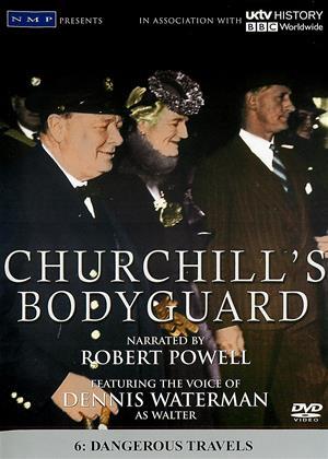 Rent Churchill's Bodyguard: Vol.6: Dangerous Travels Online DVD Rental