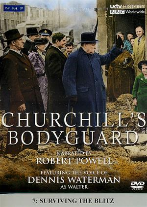 Rent Churchill's Bodyguard: Vol.7: Surviving the Blitz Online DVD Rental