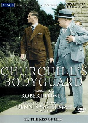 Rent Churchill's Bodyguard: Vol.11: The Kiss of Life? Online DVD Rental
