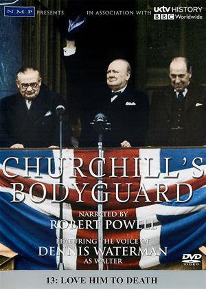 Rent Churchill's Bodyguard: Vol.13: Love Him to Death Online DVD Rental