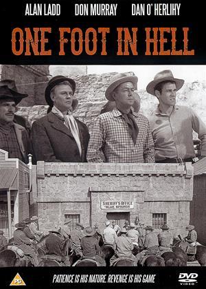 Rent One Foot in Hell (aka Gunslinger) Online DVD Rental
