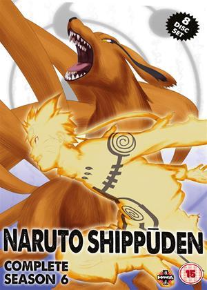 Rent Naruto: Shippuden: Series 6 Online DVD Rental