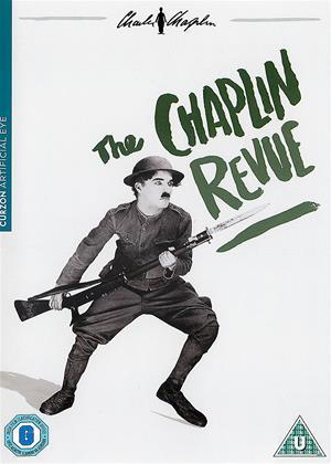 Rent The Chaplin Revue Online DVD Rental