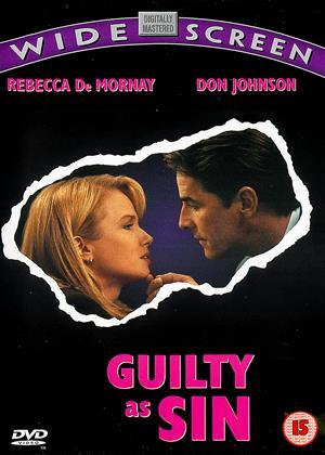 Rent Guilty as Sin Online DVD Rental