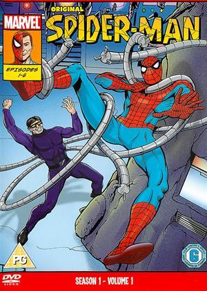 Rent Spider-Man: Series 1: Vol.1 Online DVD Rental