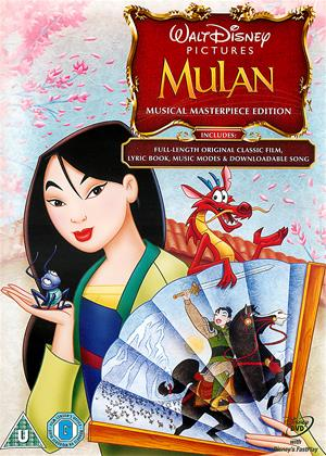 Rent Mulan (aka Mulan: Musical Masterpiece) Online DVD Rental