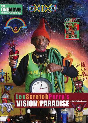 Rent Lee Scratch Perry's Vision of Paradise Online DVD Rental