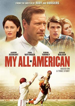 Rent My All American Online DVD Rental