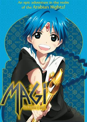Rent Magi: The Kingdom of Magic (aka Magi: The Labyrinth of Magic) Online DVD & Blu-ray Rental