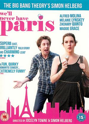 Rent We'll Never Have Paris Online DVD Rental