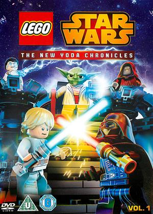 Lego Star Wars: The New Yoda Chronicles: Vol.1 Online DVD Rental