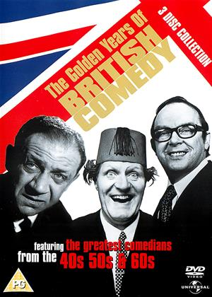 Rent The Golden Years of British Comedy: The 40s, 50s and 60s Online DVD Rental