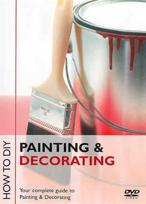 Rent How to DIY: Painting and Decorating Online DVD Rental