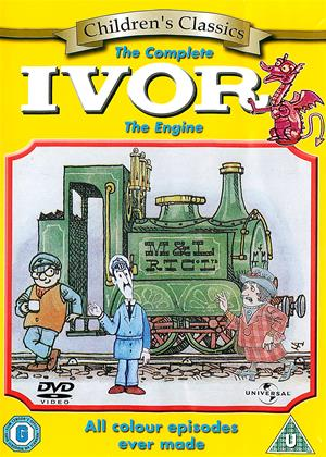 Rent Ivor the Engine: The Complete Classics Online DVD Rental