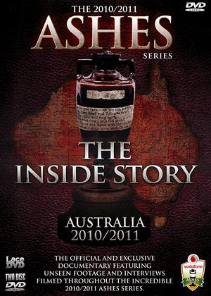 Rent The Ashes Series 2010/2011: The Inside Story Online DVD Rental