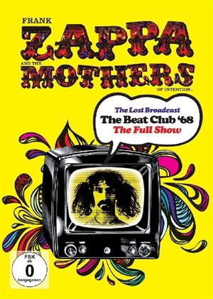 Rent Frank Zappa and the Mothers of Invention: The Lost Broadcast: The Beat Club '68 Online DVD Rental