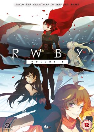 Rent RWBY: Vol.3 Online DVD & Blu-ray Rental
