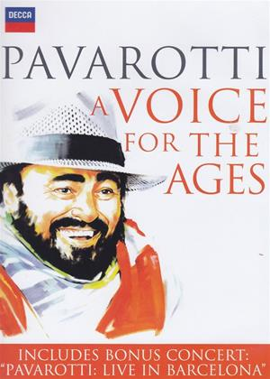 Rent Luciano Pavarotti: A Voice for the Ages Online DVD Rental
