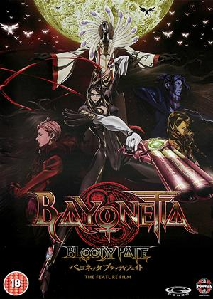Bayonetta: Bloody Fate Online DVD Rental