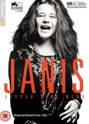 Rent Janis: Little Girl Blue Online DVD & Blu-ray Rental