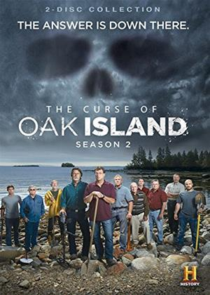 Rent The Curse of Oak Island: Series 2 Online DVD Rental