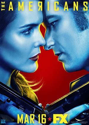 Rent The Americans: Series 4 Online DVD Rental