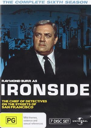 Rent Ironside: Series 6 Online DVD Rental