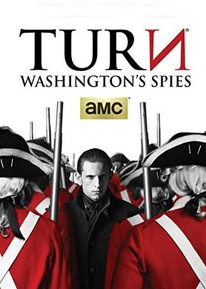 Rent TURN: Washington's Spies: Series 3 Online DVD Rental