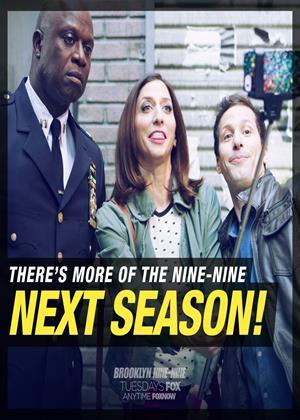 Rent Brooklyn Nine-Nine: Series 4 Online DVD Rental