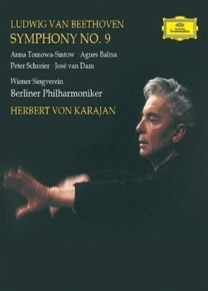 Rent Beethoven: Symphony No. 9 Online DVD Rental