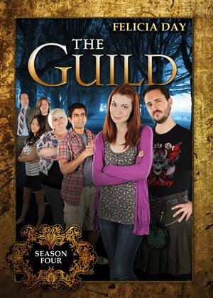 Rent The Guild: Series 4 Online DVD Rental