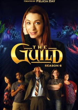 Rent The Guild: Series 6 Online DVD Rental