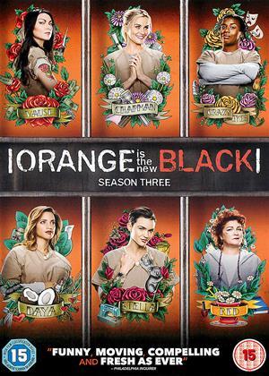 Rent Orange Is the New Black: Series 3 Online DVD Rental