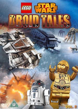 Rent Lego Star Wars: Droid Tales: Vol.2 Online DVD Rental