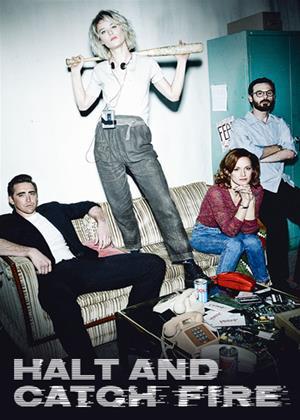 Rent Halt and Catch Fire: Series 2 Online DVD Rental