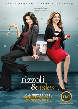 Rent Rizzoli and Isles: Series 7 Online DVD Rental