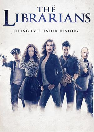 Rent The Librarians Online DVD & Blu-ray Rental