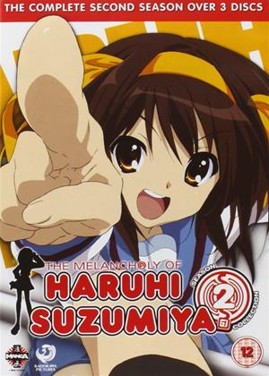 Rent The Melancholy of Haruhi Suzumiya: Series 2 (aka Suzumiya Haruhi no yûutsu) Online DVD Rental
