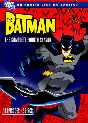 Rent The Batman: Series 4 Online DVD Rental