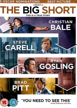 The Big Short Online DVD Rental